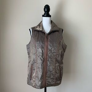 Chico's Size 2 Vest 🌤